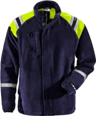 Fristads Flamestat Fleece Jacket 4073 ATF (Dark Navy)